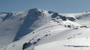 Skifahren in Griechenland auf dem Peloponnes