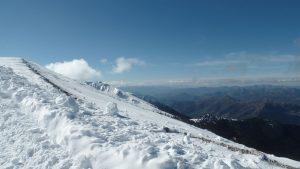 Skifahren in Griechenland